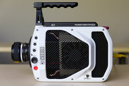 Latest Phantom Camera Shoots Hi-Def Video More Than Twice As Slow As Before