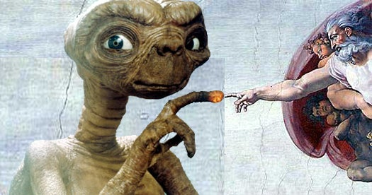 Vatican Ponders the Existence Of Alien Life
