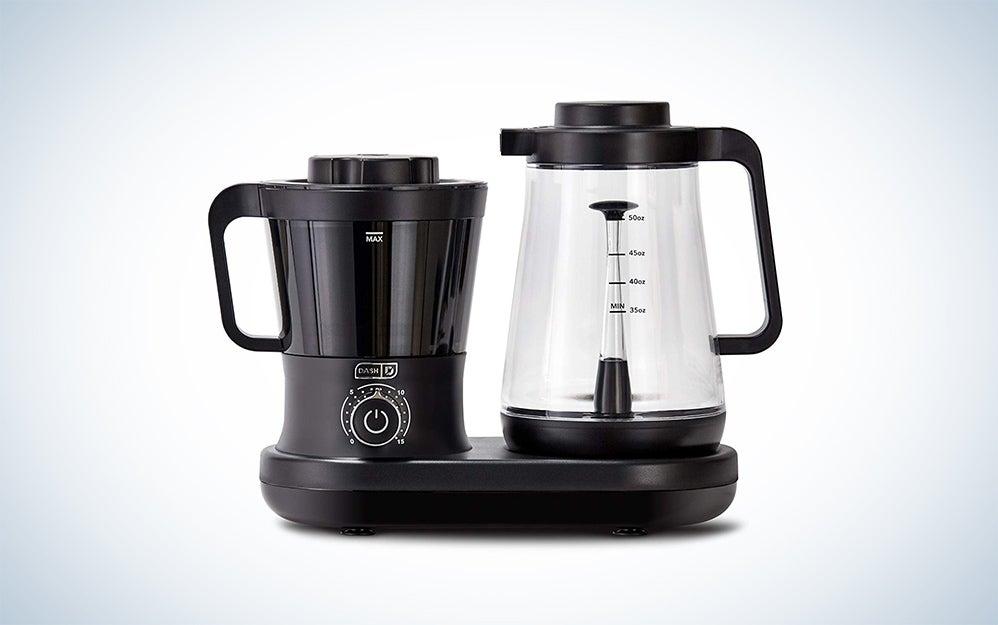 Dash rapid cold-brew coffee maker