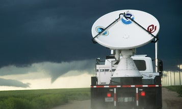 The Most Ambitious Weather Experiment: a 1,000-Square-Mile Tornado Trap
