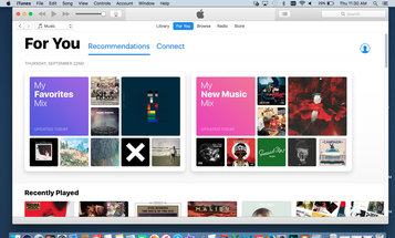 How To Use Apple Music On MacOS Sierra