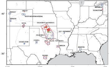 The USGS Is Mapping Human-Caused Earthquake Hazards