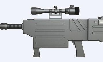 China's destructive laser rifle has a half-mile range