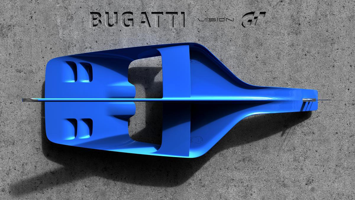 Bugatti Builds A Supercar For PlayStation's Gran Turismo