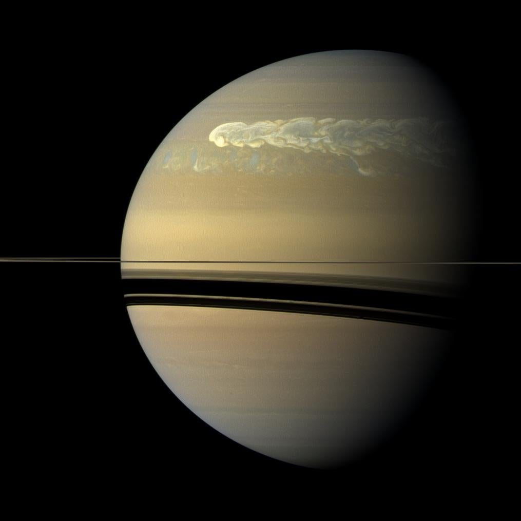 The Origins Of Saturn's Massive Superstorms Solved
