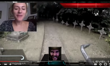 Watch Internet Users Fight Zombies In A Live-Action Shoot Out