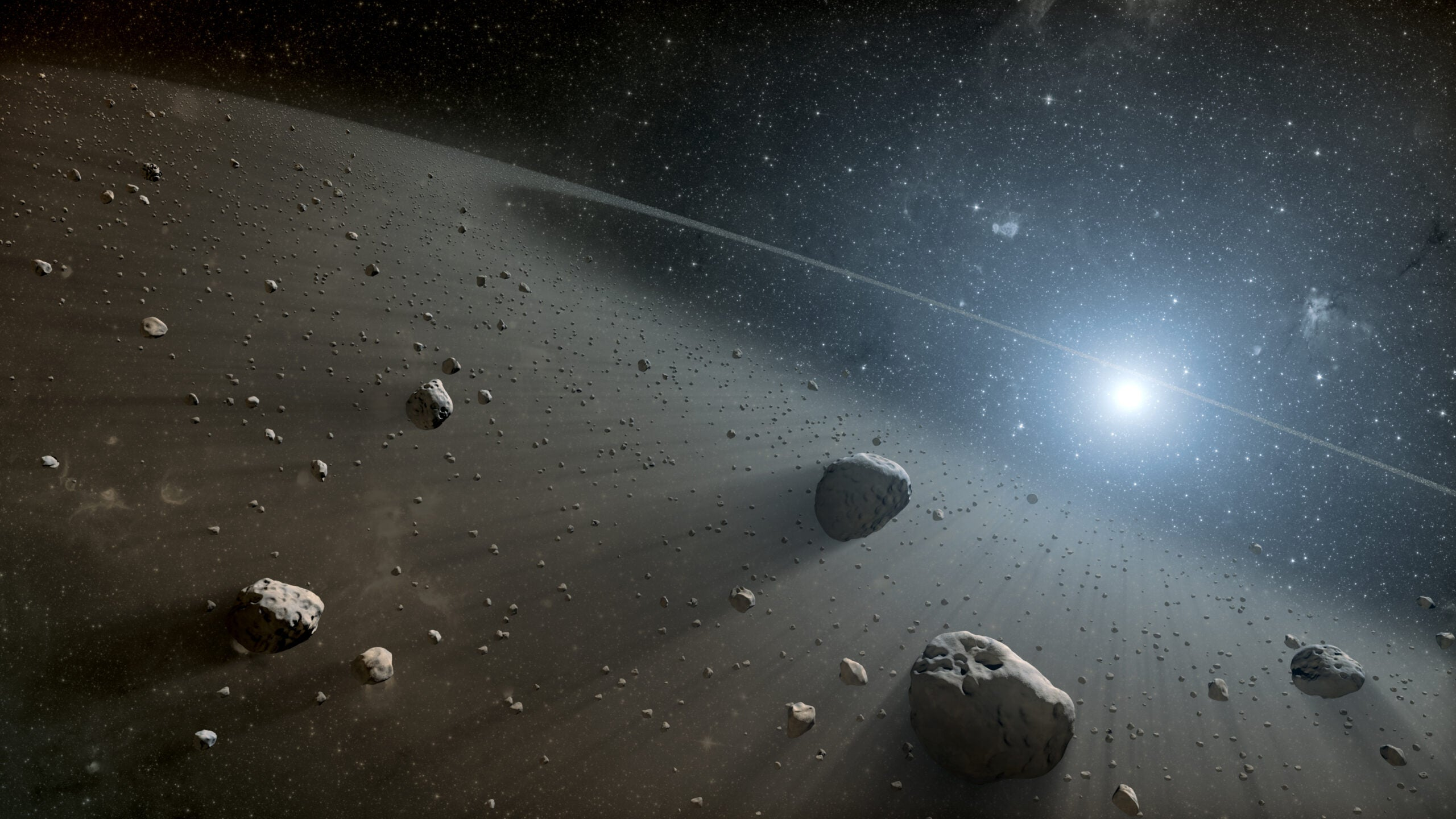 Have We Detected Megastructures Built By Aliens Around A Distant Star?