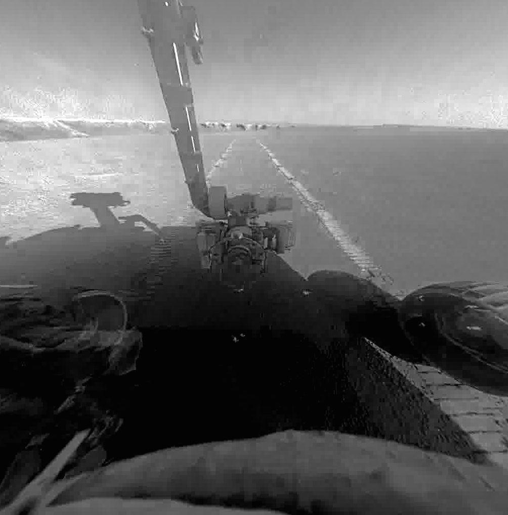 Watch The Opportunity Rover Run A Marathon On Mars