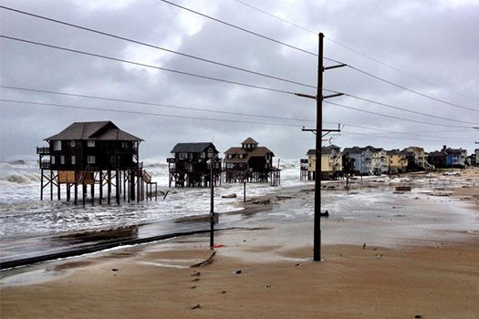 5 Things Hurricane Sandy Reveals About Global Warming