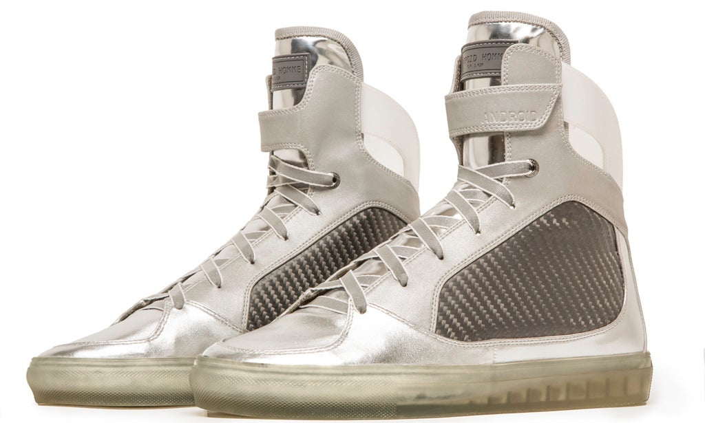 Moon Boot-Inspired Sneakers Are Out Of This World