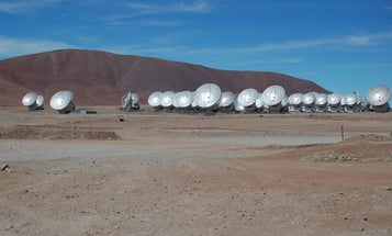 Giant ALMA Telescope's Amazing Early Discoveries Are Only The Beginning