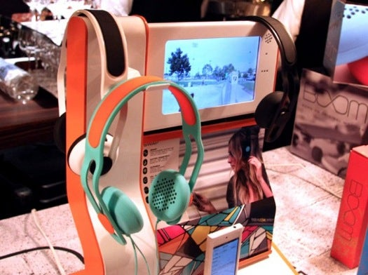 Via Our Friends At Sound & Vision: The Toughest Headphones Ever