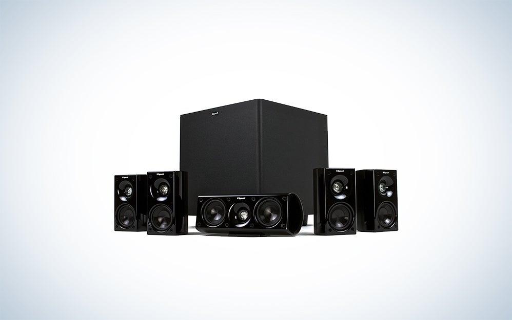 Klipsch HD home theater 600 system