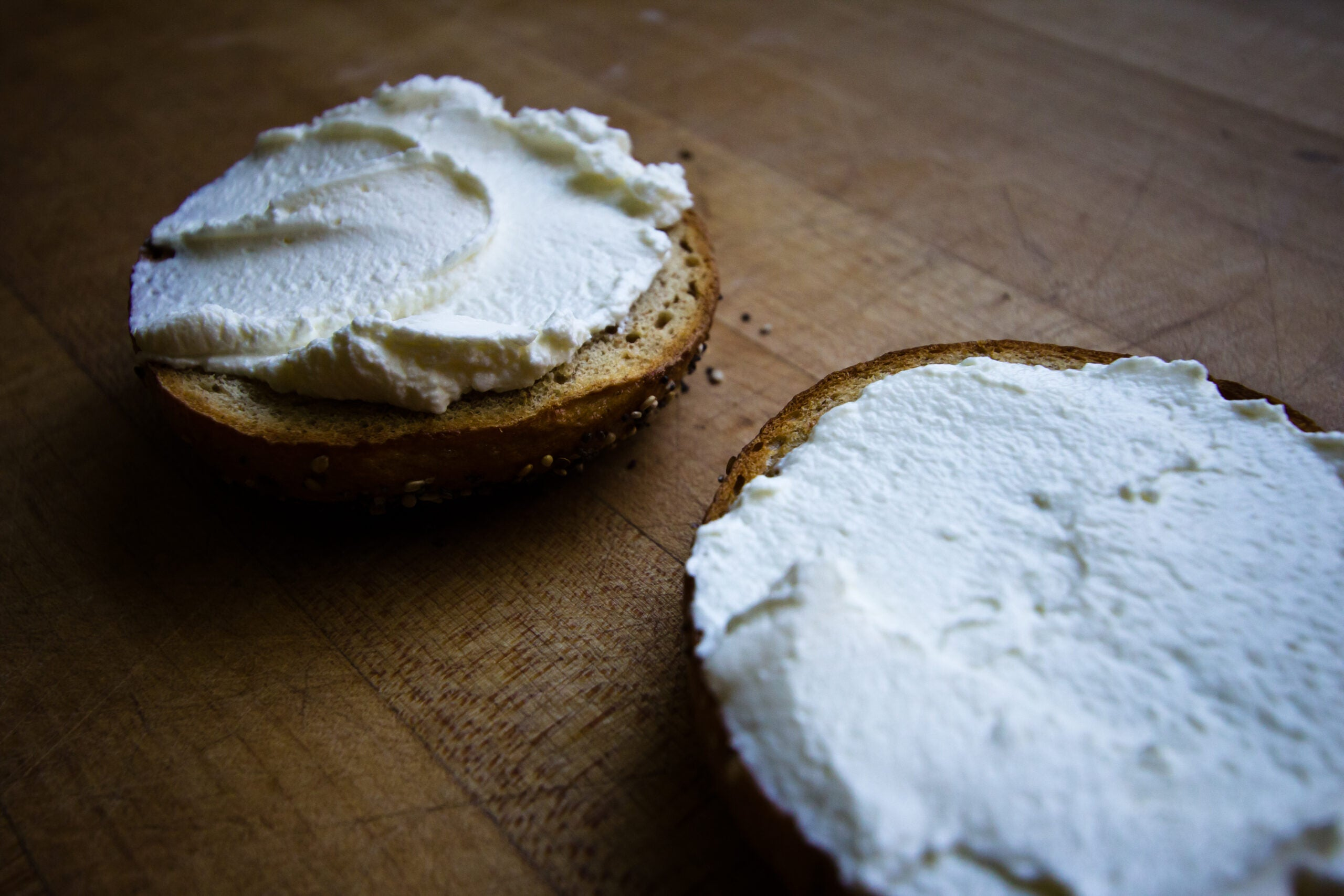 How Do You Make A Healthier Cream Cheese That Doesn't Suck?