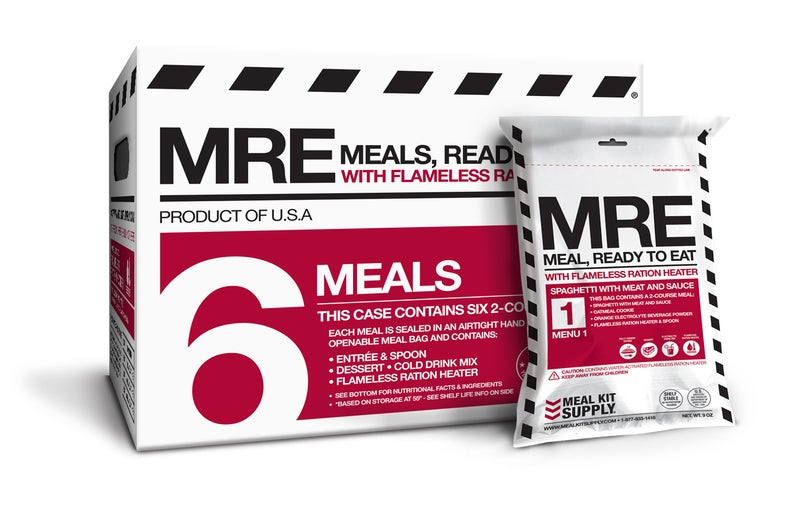 MRE Meal Kit Supply