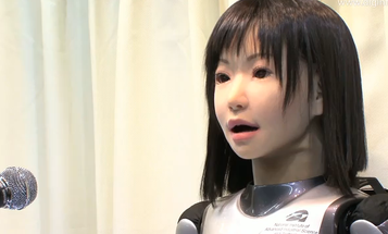 Video: Japanese Fembot Learns to Sing By Mimicking Pop Stars