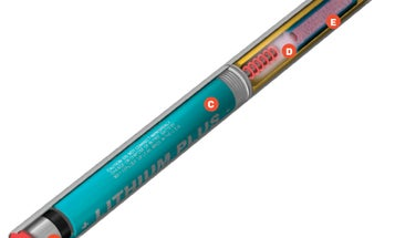 How It Works: An Electronic Cigarette