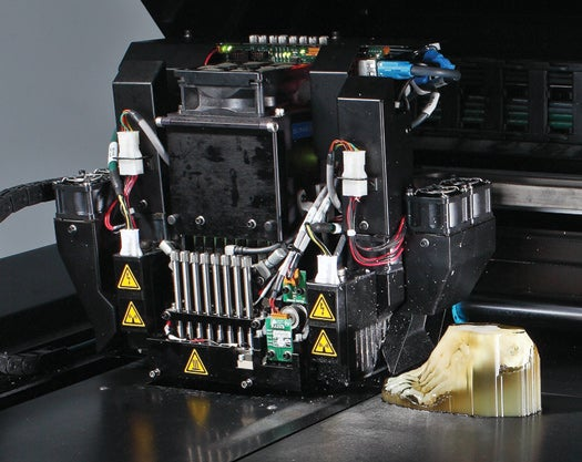 How It Works: The Make-All 3-D Printer
