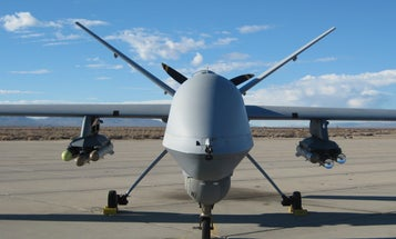 Narrow-Explosion Missile Tested For Drones