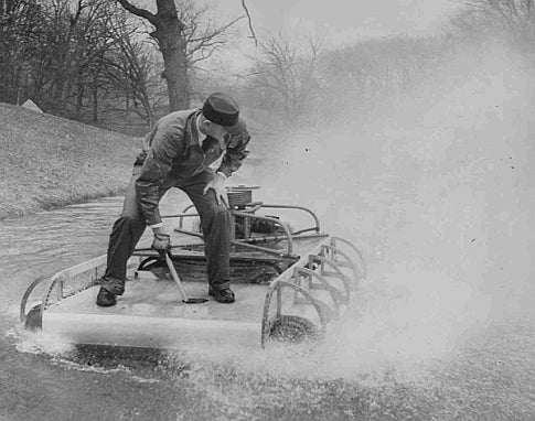 The Making and Unmaking of the American Hovercraft