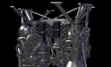 American-Made Rocket Engines Could Launch Air Force Satellites By 2019