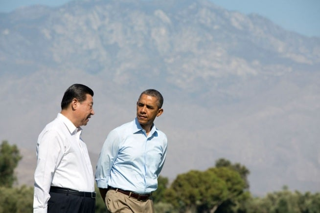 U.S. And China Agree To Ambitious New Carbon Emissions Goals