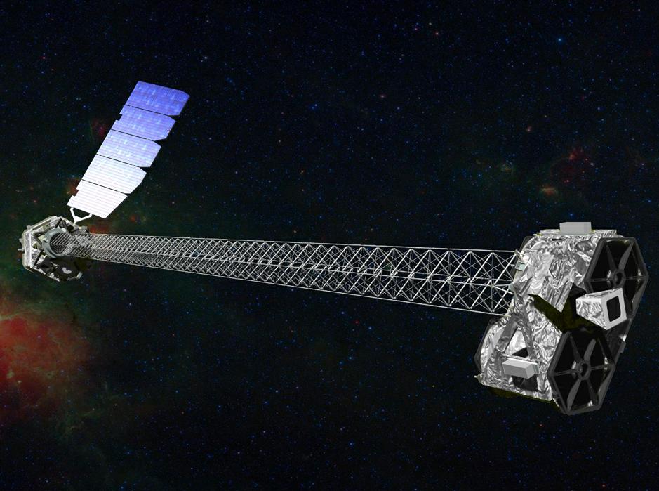NASA's Black-Hole-Hunting NuSTAR Telescope Has Launched