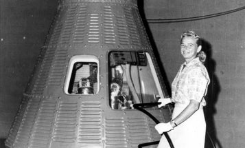 Why Did the Mercury 13 Astronauts Never Fly in Space?