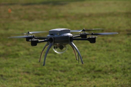 In Which Our Intrepid Reporter Becomes a Drone Pilot for a Day