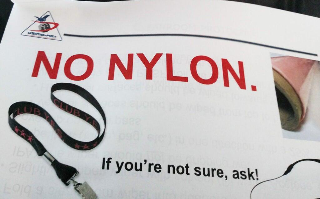 """""""Nylon"""