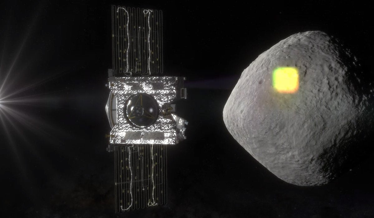 NASA's Mission To Sample A Killer Asteroid Launches In September