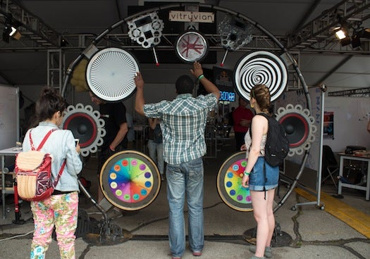 6 Futuristic Musical Instruments Built In 72 Hours