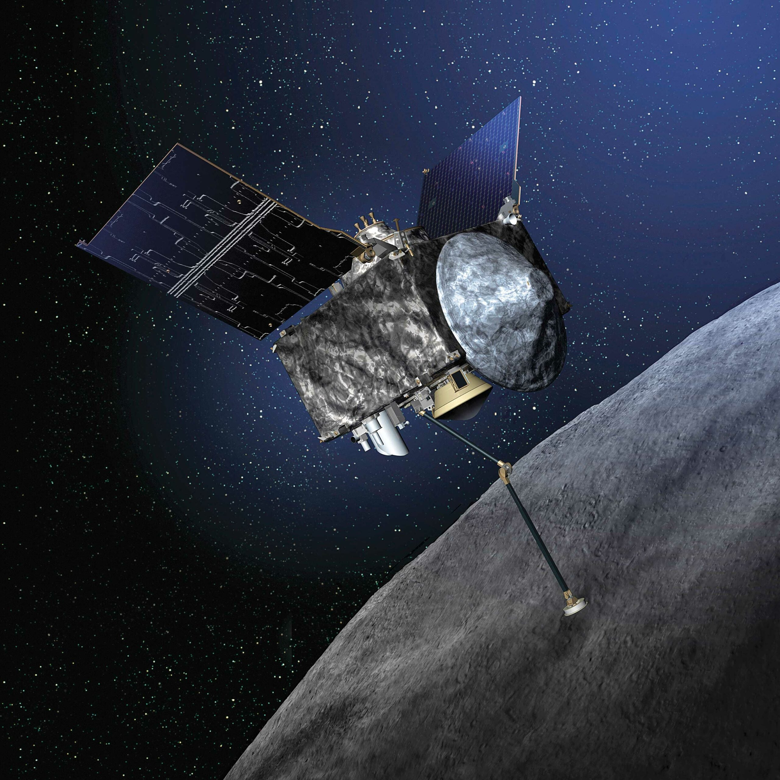 The Mission To Visit A Killer Asteroid