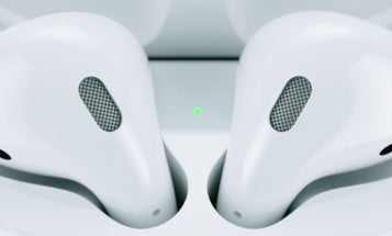 Apple Debuts AirPod Wireless Headphones
