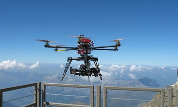 Camera-Toting Drones Are Coming To Hollywood