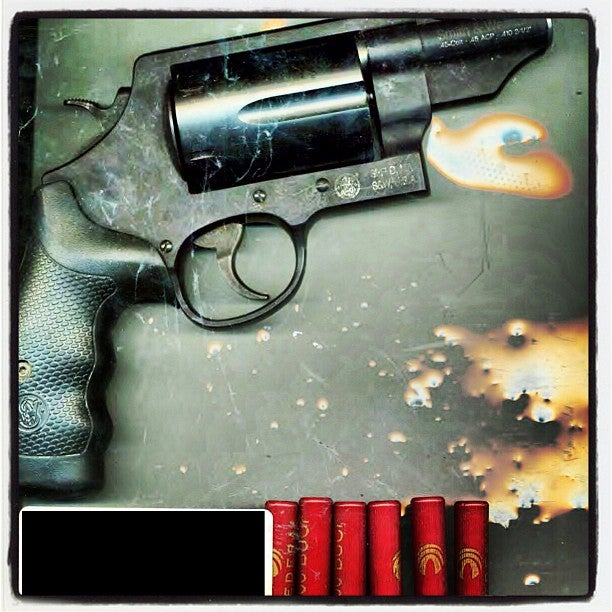 The TSA's 6 Best Instagrams Of Confiscated Weapons