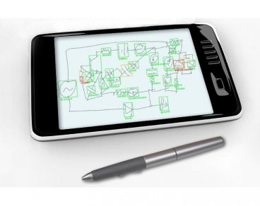 MIT's Sketch-Interpreting Software Turns Tablet Computers into Smart Whiteboards