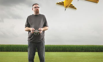 You Built What?! A Remote-Controlled Hacker Drone