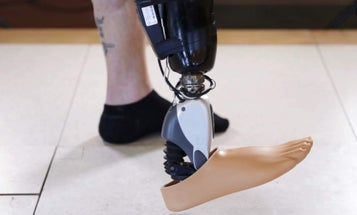 Brain-Controlled Bionic Legs Are Finally Here