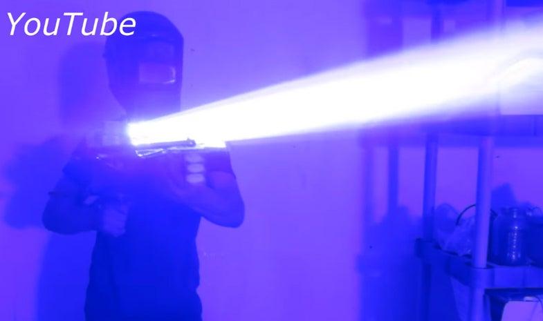 Laser Bazooka Still Image