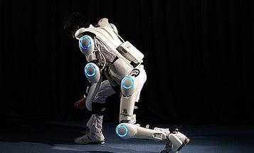 Rent a Robotic Suit Named HAL
