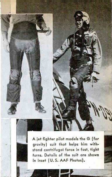 RIP, G-Suit Inventor