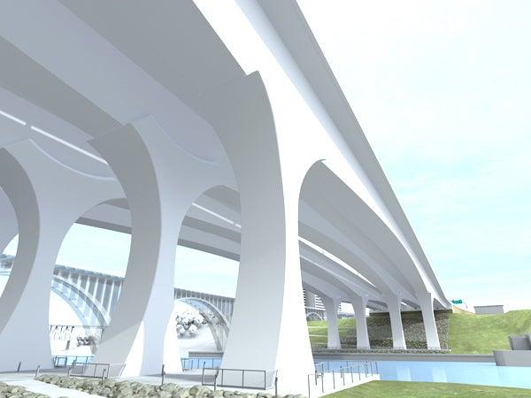 A Bridge That Monitors Itself