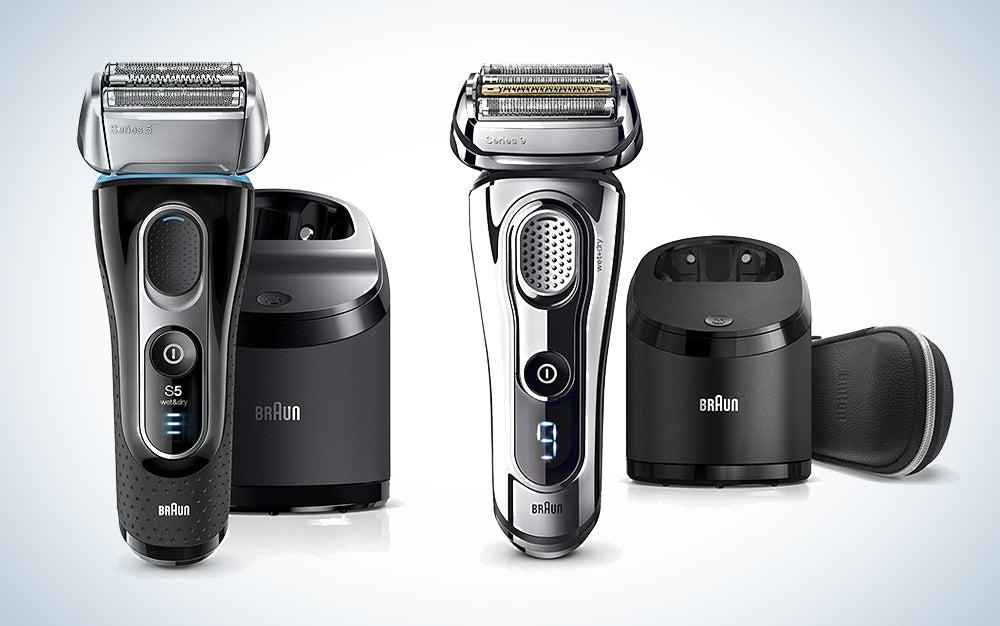 Braun shaver deals