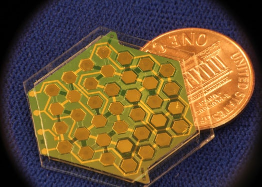 Penny-Sized Vacuum System Could Help Detect Chemical Weapons