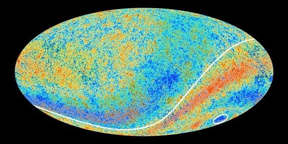 Supervoid May Explain Gargantuan Cold Spot Lurking In Distant Universe
