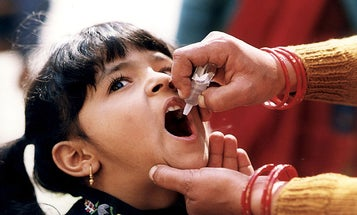 We Might Be Rid Of Polio Very Soon