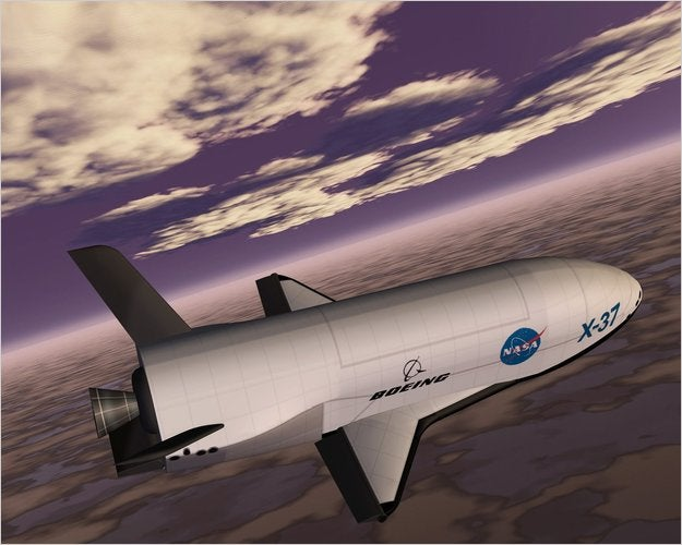 Russia is Building its Own Military Space Plane to Match the Mysterious X-37B