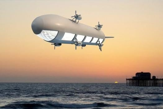 Yes, This Exists: An Indiegogo Campaign For A Luxury Airship RV