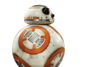 Q&A: How 'Star Wars' Creators Made BB-8 Into A Robot Icon